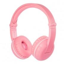 BuddyPhones Play růžová OBAL POŠKOZEN