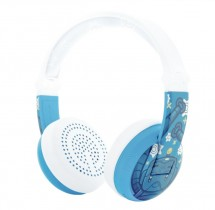 BuddyPhones Wave Robot modrá