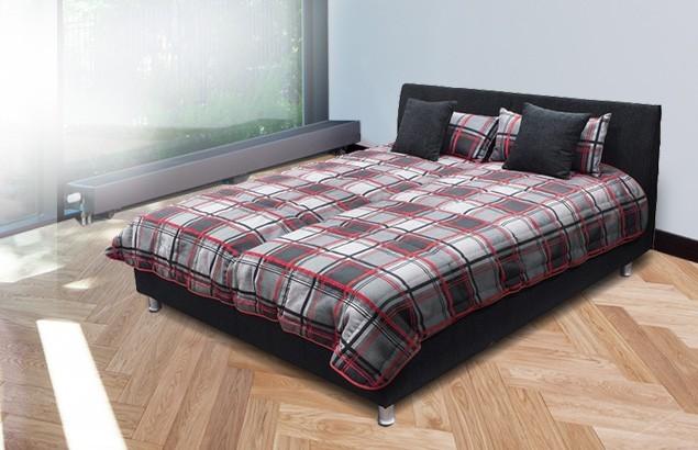 Čalouněná Čalouněná postel Merci (180x200 cm)