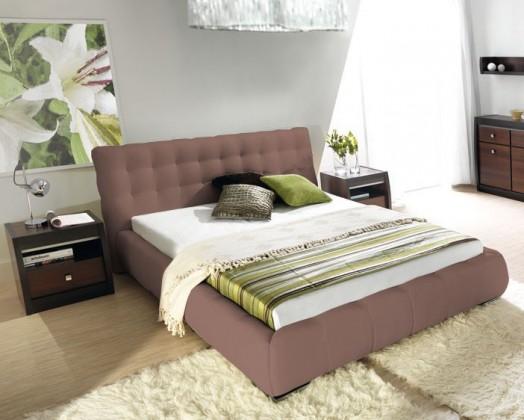 Čalouněná Forrest - Rám postele 200x180, s roštem