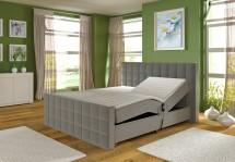 Čalouněná postel Ademar 180x200 s elektrickým polohováním