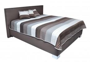 Čalouněná postel Grand 180x200 vč. poloh. roštu, úp, bez matrace + dárek 2 polštáře