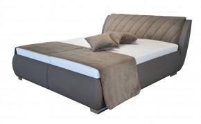 Čalouněná postel Grosseto 180x200 vč. matrace, poloh. roštu a úp + dárek 2 polštáře