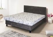 Čalouněná postel Jana - 160x200 (laola 3/48)