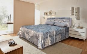 Čalouněná postel King - 180x200