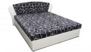 Čalouněná postel Kula 4
