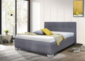 Čalouněná postel Mary XXL 180x200, vč. matrace, pol. roštu, ÚP