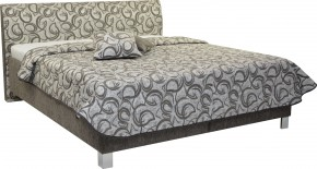Čalouněná postel Sahara 160x200, vč. roštu a úp, bez matrace