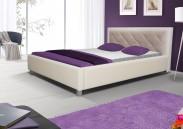 Čalouněná postel Sao Paulo 160x200, s roštem a úp, bez matrace