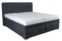Čalouněná postel Trent 180x200