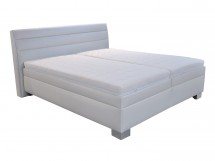 Čalouněná postel Vernon 180x200 vč. pol. roštu a úp, bez matrace