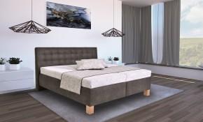 Čalouněná postel Victoria 180x200, vč. matrace, pol.roštu a úp