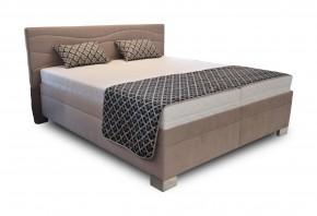 Čalouněná postel Windsor 180x200 vč. matrace a výklop. roštu, úp + dárek 2 polštáře