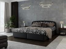 Čalouněná postel Zofie 160x200, vč. matrace a úp