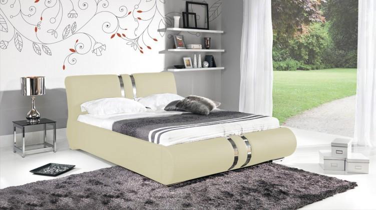 Čalouněná Rám postele Combi 180x200, s roštem