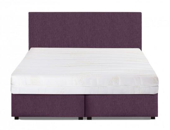 Čalouněná Toronto - 200x180, matrace Comfort Lux (artemis 9/nožky ořech)