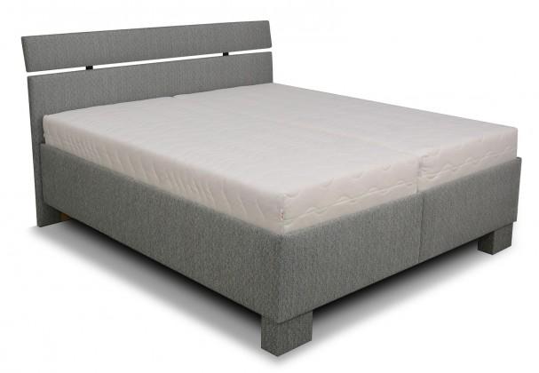 Čalouněné postele Čalouněná postel Antares 160x200, vč. matrace, poloh. roštu a úp