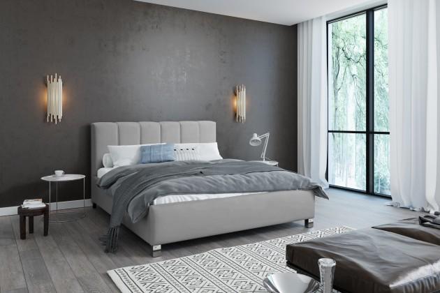 Čalouněné postele Čalouněná postel Boa Vista 180x200 vč.roštu a úp, bez matrace