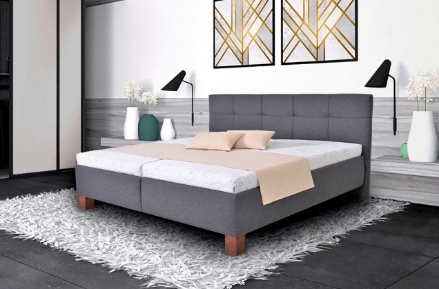 Čalouněné postele Čalouněná postel Mary 180x200
