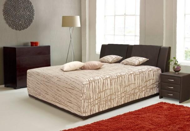 Čalouněné postele Čalouněná postel Mirror 2, 180x200, vč. roštu a úp, bez matrace