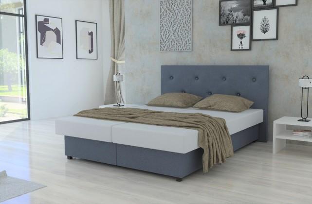 Čalouněné postele Čalouněná postel New Zofie 160x200 s úložným prostorem