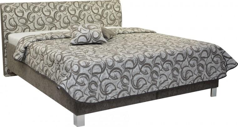 Čalouněné postele Čalouněná postel Sahara 180x200, vč. roštu a úp, bez matrace