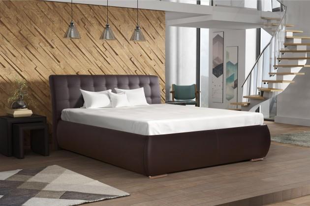 Čalouněné postele Čalouněná postel Tobago 160x200, včetně roštu a úp, bez matrace