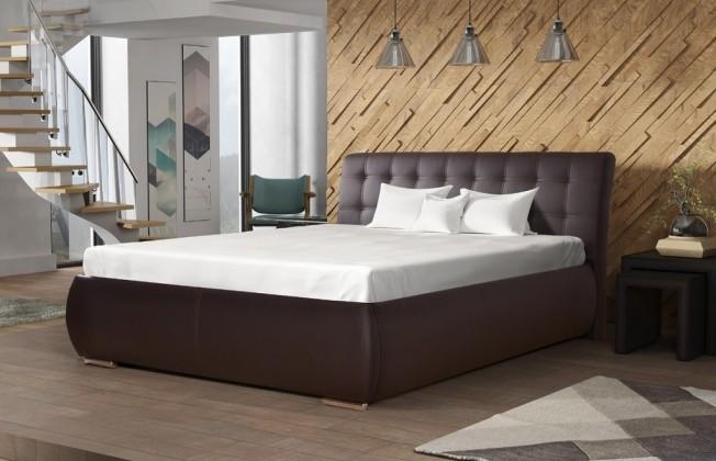 Čalouněné postele Čalouněná postel Tobago 180x200, včetně roštu a úp, bez matrace