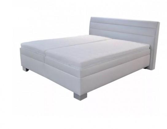 Čalouněné postele Čalouněná postel Vernon 180x200 vč. pol. roštu a úp, bez matrace