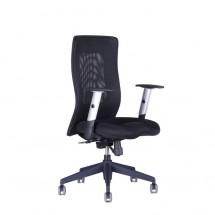 Calypso - Kancelářská židle, GRAND BP (1111 černá)
