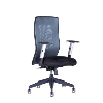 Calypso - Kancelářská židle, GRAND BP (1211 antracit)