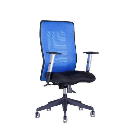 Calypso - Kancelářská židle, GRAND BP (14A11 modrá)
