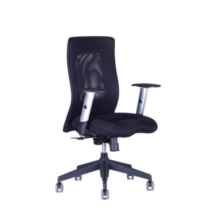 Calypso - Kancelářská židle, XL BP (1111 černá)