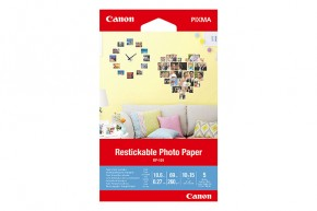 Canon 3635C002 RP-101 Restickable Photo Paper