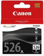 Canon CLI-526 Bk, černý  (4540B001) - originální