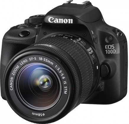Canon EOS 100D + 18-55mm IS STM