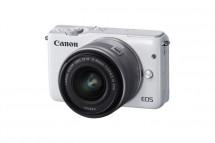Canon EOS M10, bílá