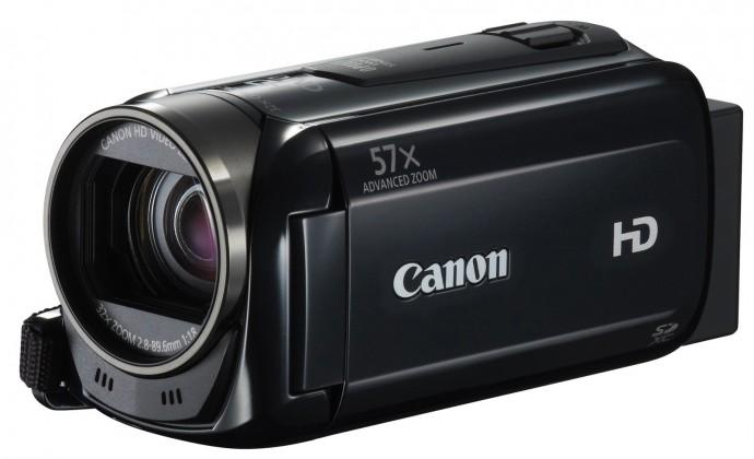 Canon HF R506 čierna ROZBALENO