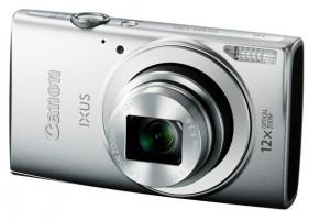Canon IXUS 170, 20.0MPix, 12x zoom - Stříbrný