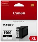 Canon PGI-1500XL BK, černá 9182B001
