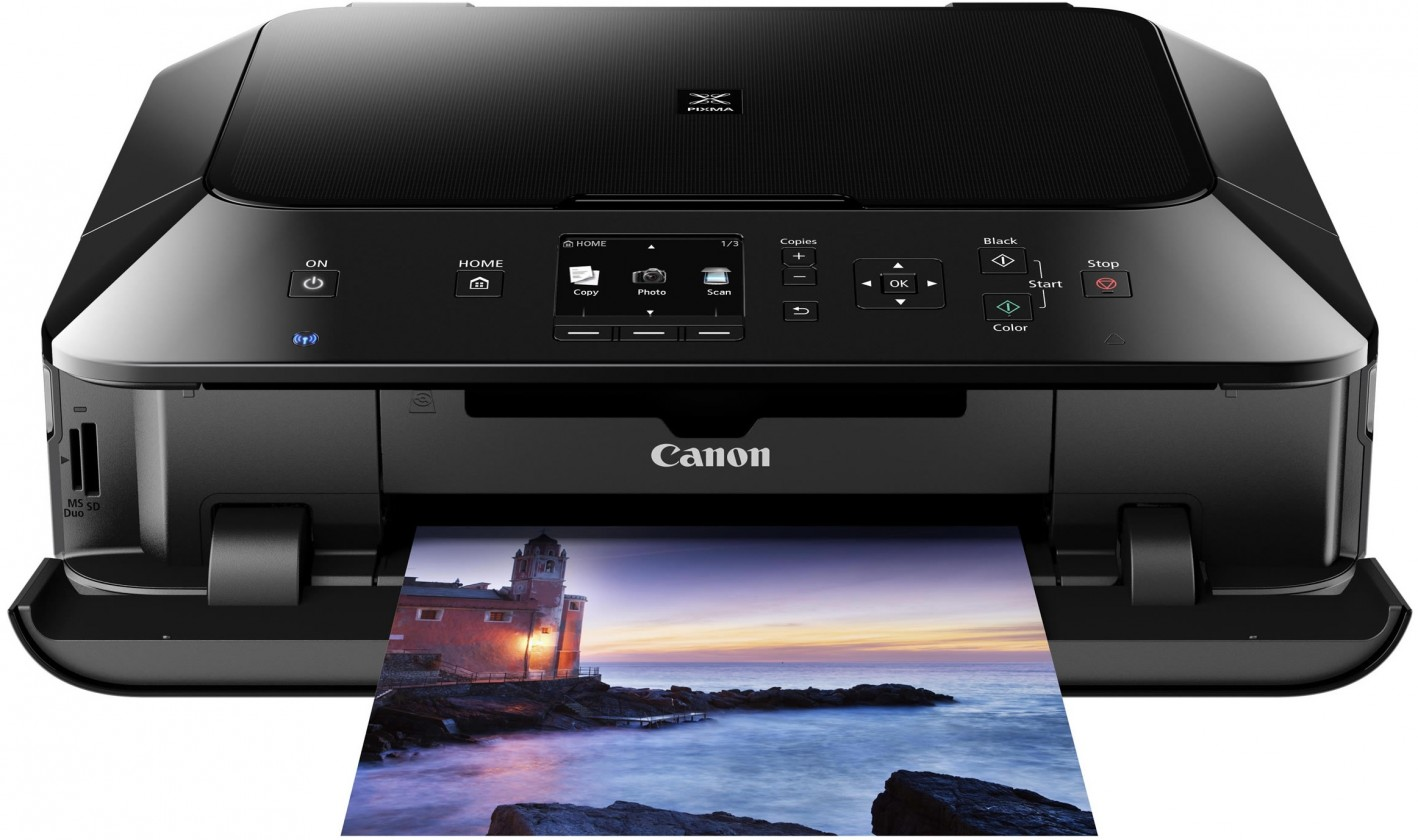 "Canon PIXMA MG5450 (Print/Scan/Copy, 7,5"" LCD display)"