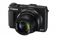Canon PowerShot G1 X mark II kompakt
