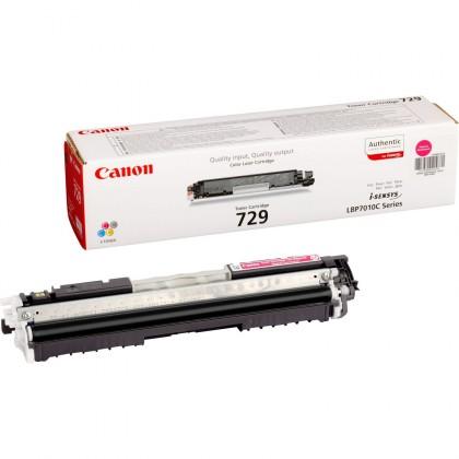 Canon toner CRG-729M, purpurový (CRG729M) 4368B002