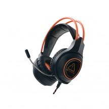 Canyon Nightfall CND-SGHS7 herní headset, černo-oranžová