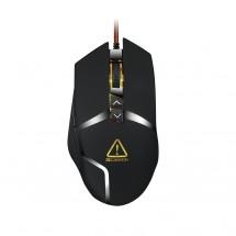 Canyon Tantive CND-SGM4E hráčská myš, drátová, optická, černá + Zdarma podložka Olpran