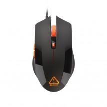 Canyon Vigil CND-SGM2 hráčská myš, drátová, optická, černá