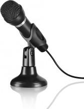 CAPO Desk & Hand Microphone, black