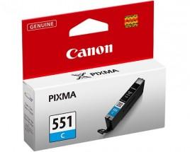 Cartridge Canon CLI-551 C, modrá