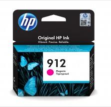 Cartridge HP 3YL78AE, 912, purpurová