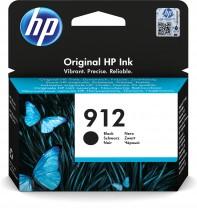 Cartridge HP 3YL80AE, 912, černá